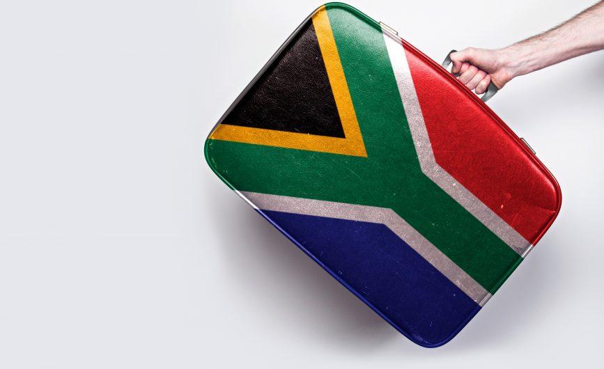 South Africa Luggae