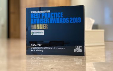 AAM International Adviser Best Practice 2019