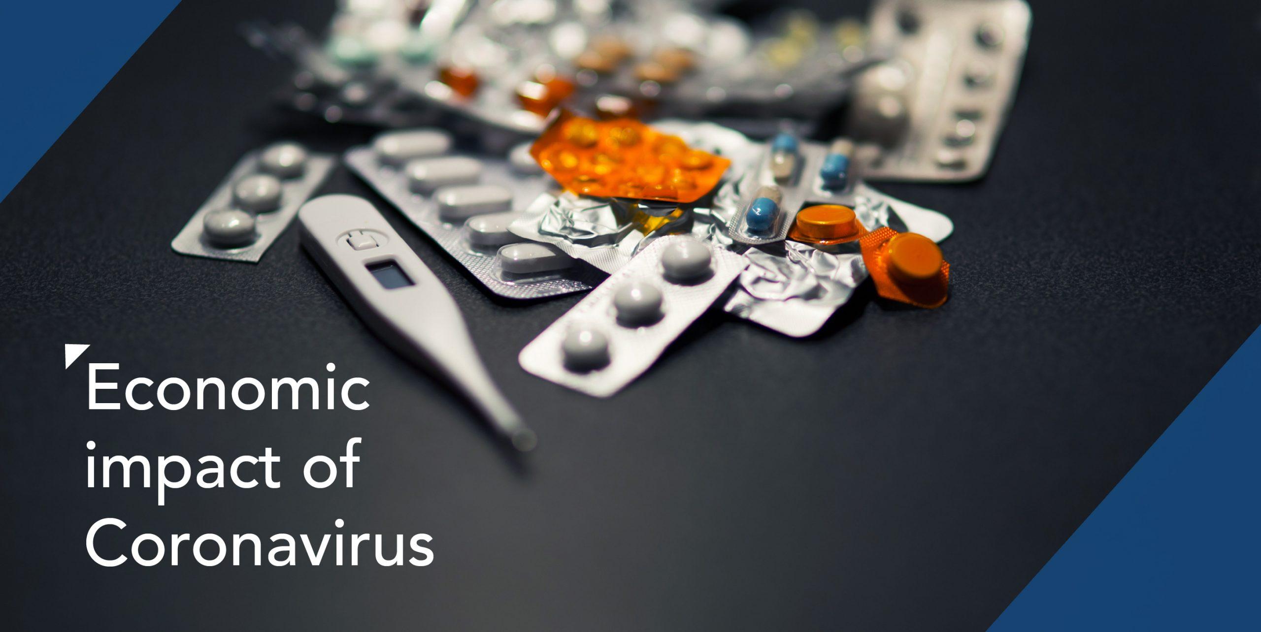 AAM LinkedIn Post Economic imapct of Coronavirus